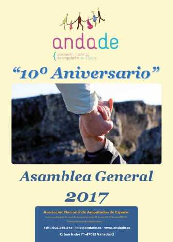Asamblea General ANDADE 2017